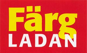 Logotyp Färgladan